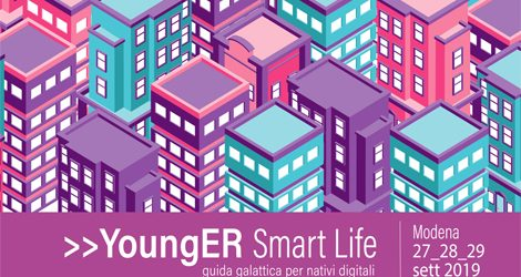 YoungER Smart Life 2019 a Modena