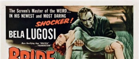 "Wednesday's featured b-movies (6): ""Bride of the monster"" (1955)"